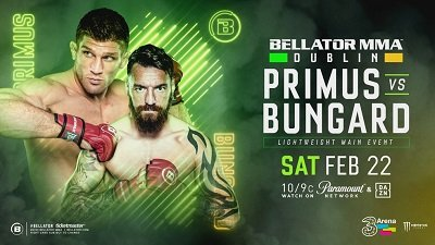 Bellator European Series 7/Bellator 240