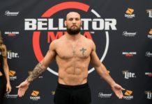 Brandon Girtz Bellator MMA