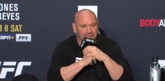Dana White UFC 247