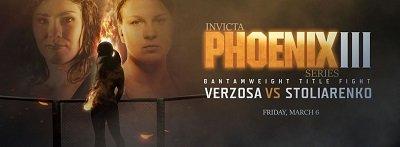 Invicta FC Phoenix Series III