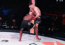 Kiefer Crosbie Bellator MMA