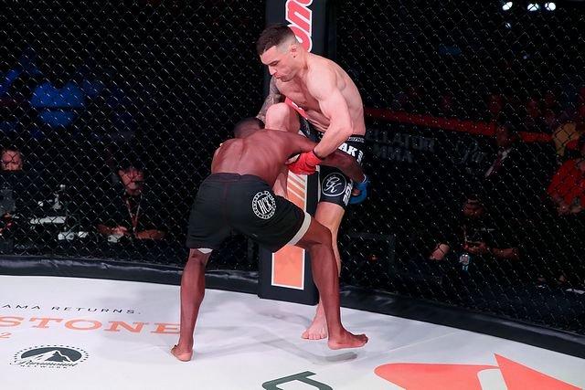 Kiefer Crosbie Bellator MMA