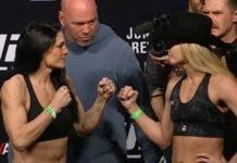 Lauren Murphy and Andrea Lee, UFC 247