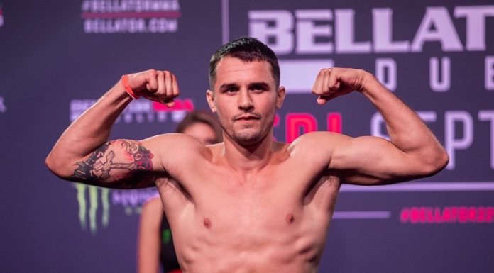 Myles Jury Bellator MMA