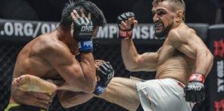 Troy Worthen vs Mark Fairtex Abelardo ONE Championship