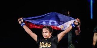 Denice Zamboanga ONE Championship