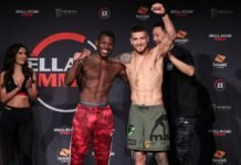 Ed Ruth and Yaroslav Amosov Bellator 239
