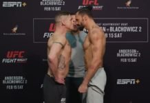 Diego Sanchez and Michel Pereira, UFC Rio Rancho
