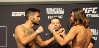 Gabriel Silva and Kyler Phillips, UFC Norfolk