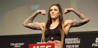 Megan Anderson, UFC Norfolk