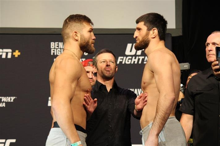 Ufc Norfolk Results Magomed Ankalaev Gets Controversial Stoppage Win Over Ion Cuțelaba