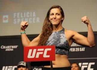 Felicia Spencer, UFC