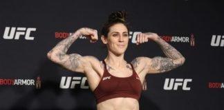 Megan Anderson UFC