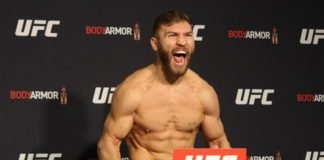 Ion Cutelaba, UFC Norfolk