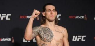 Brendan Allen, UFC