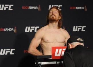 Spike Carlyle, UFC