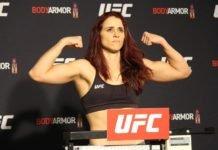 Norma Dumont UFC
