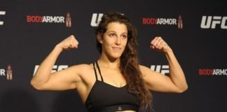 Felicia Spencer, UFC Norfolk