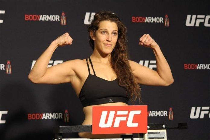 Felicia Spencer, UFC Norfolk
