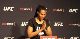 Zarah Fairn UFC