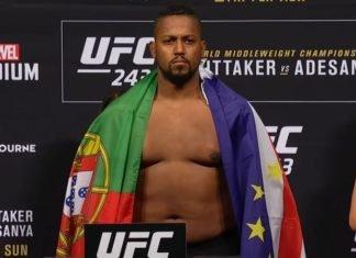 Yorgan de Castro UFC