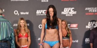 Jessica Penne UFC