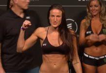 Bea Malecki UFC