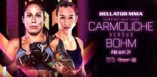Bellator 243: Liz Carmouche vs. Mandy Bohm