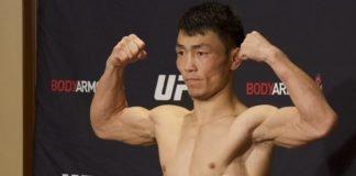 UFC 248: Danaa Batgerel