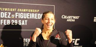 Felicia Spencer UFC Norfolk