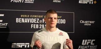 Grant Dawson, UFC Norfolk
