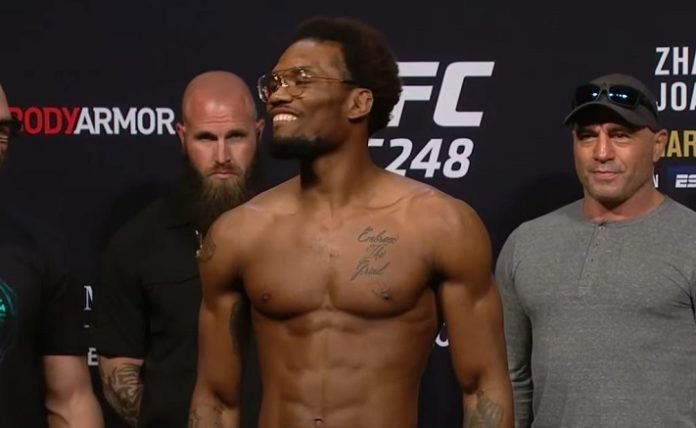 Jamall Emmers UFC