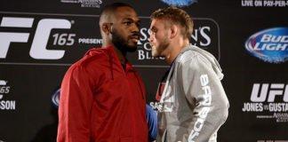 Jon Jones vs. Alexander Gustafsson, UFC 165