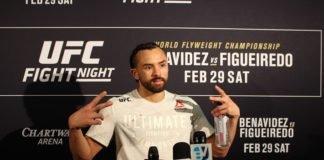 Kyler Phillips UFC Norfolk