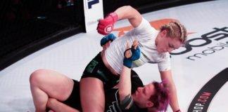 Leah McCourt Bellator MMA