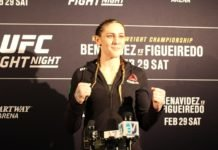 Megan Anderson UFC Norfolk