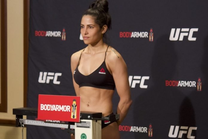 Polyana Viana UFC