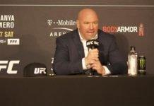 Dana White, UFC 248