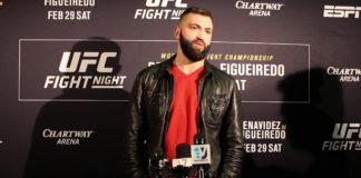 Andrei Arlovski UFC Norfolk