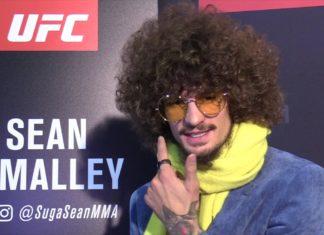 Sean O'Malley, UFC 248