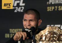 UFC 249 presser