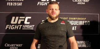 Marcin Tybura, UFC Norfolk
