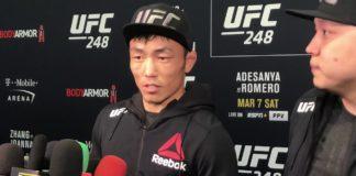 Danaa Batgerel UFC 248