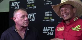 Alex Oliveira UFC 248
