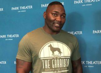 Anthony Johnson discusses his UFC return