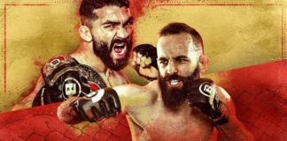 Bellator 241 postponed