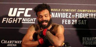 Jordan Griffin UFC Norfolk