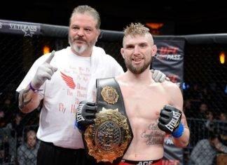 Blaine Shutt CES MMA