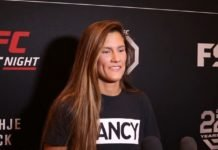 Cortney Casey UFC