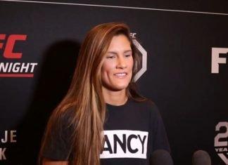 Cortney Casey UFC